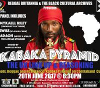 THE UK LINK UP & REASONING WITH KABAKA PYRAMID