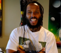 Exclusive Interview:- Ziggy Marley Is Coming To BoomTown 2017