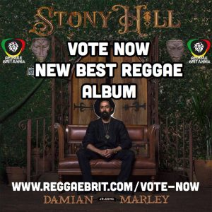 DAMIAN MARLEY STONY HILL VOTE NOW