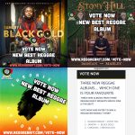 BEST NEW REGGAE ALBUM – YOU HAVE THE SAY – VOTE  NOW