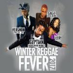 GYPTIAN, VERSHON, GAGE & SHEBA FORUM LONDON