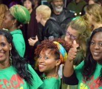 The UK's only reggae choir secures gig date at the Jazz Cafe