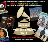best reggae album grammy nominees 2019