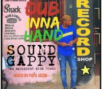 SOUND GAPPY – DUB INNA HEAD