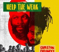 CAPLETON & CHRONIXX – HELP THE WEAK